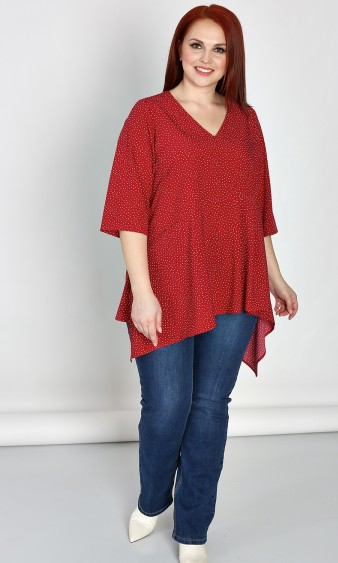 Блуза 0123-8
