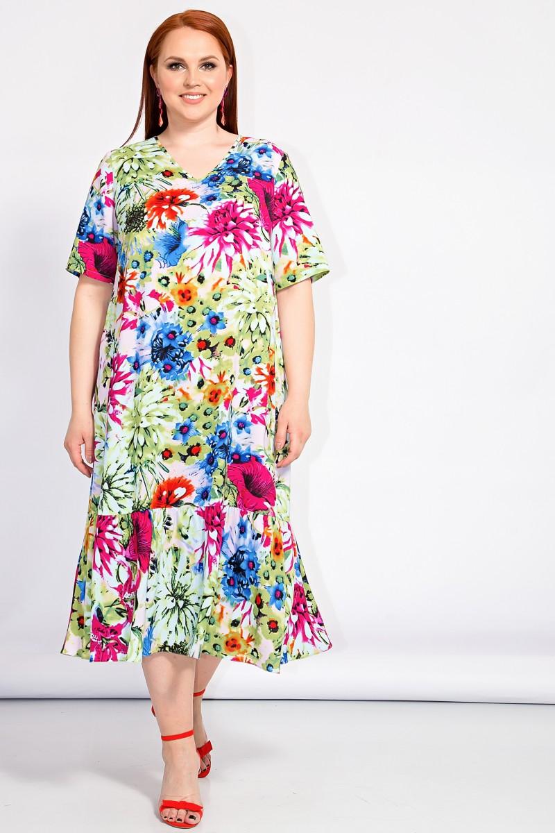 Платье 0101-7