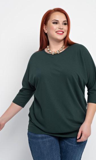 Блуза 0170-1 зеленый