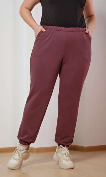 Брюки 0217-1 темно-розовый