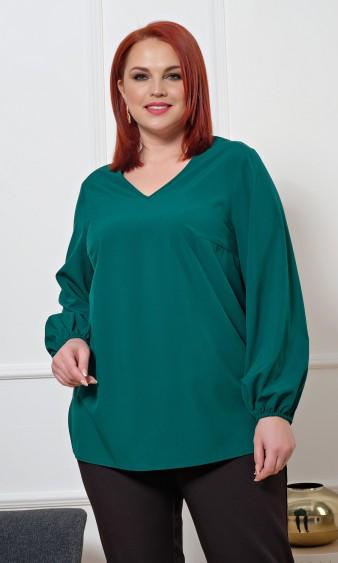 Блуза 0059-26 зеленый