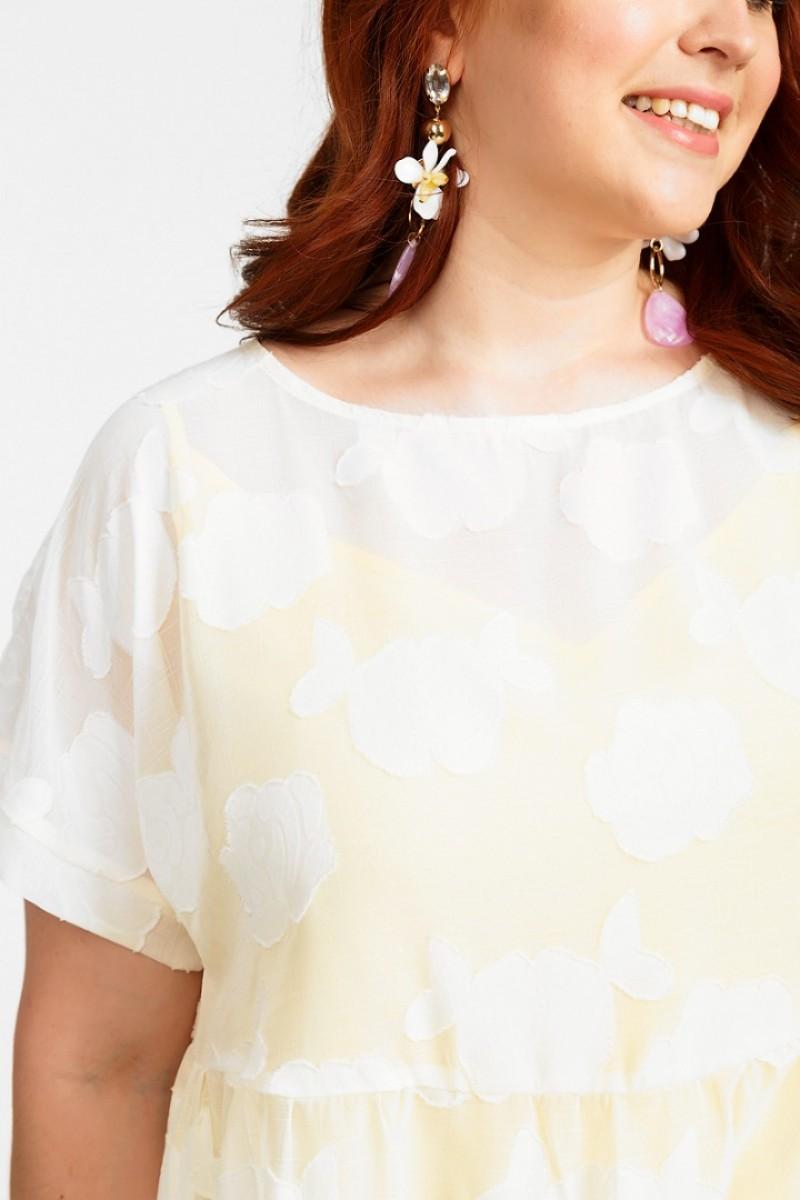 Блуза 0020-6