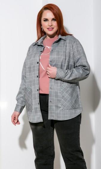 Джемпер 0087-18 темно-розовый