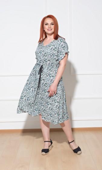 Платье 0099-9 светло-зеленый