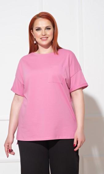 Джемпер 0087-18 светло-розовый