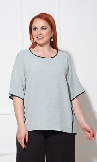 Блуза 0230-1 фисташковый