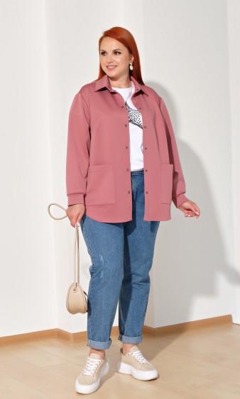 Рубашка 0222-2 розовый