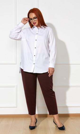 Рубашка 0199-2 белый