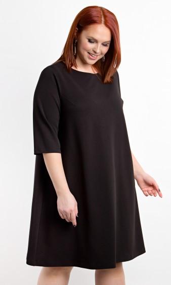Платье 0033-27 черный